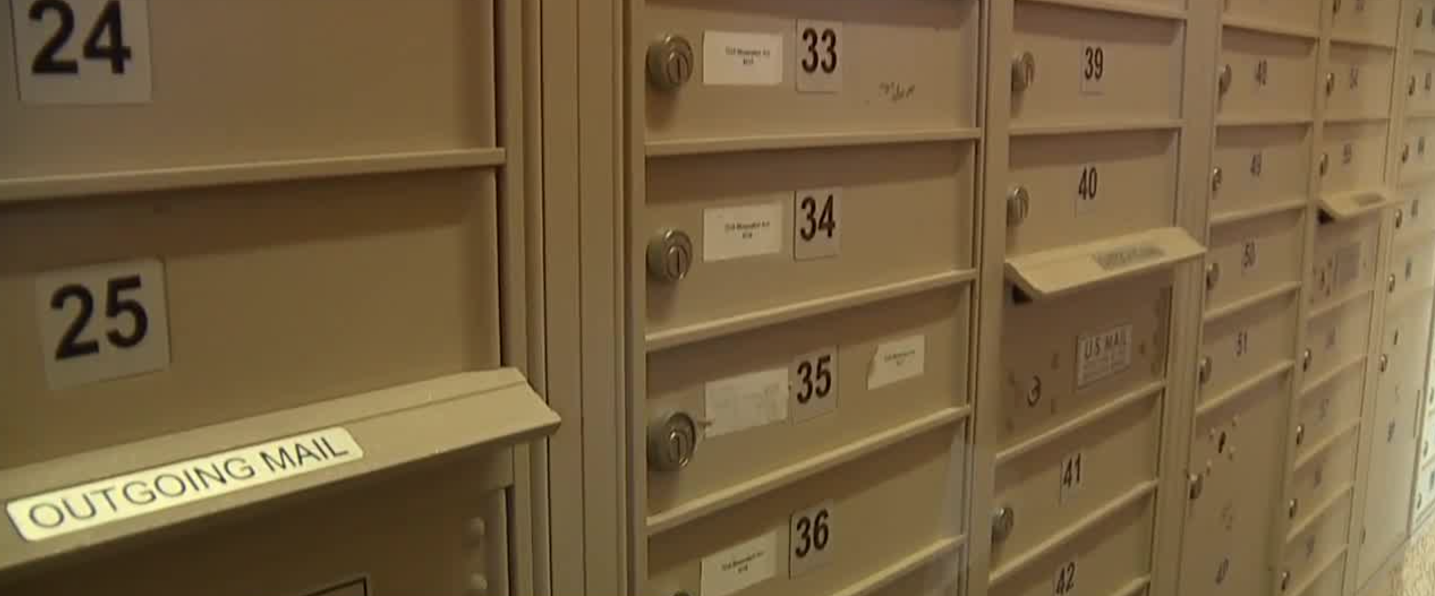 USPS investigating mail theft in Las Vegas community