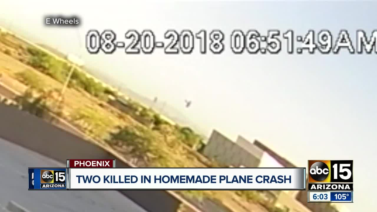 Two dead in plane crash at 7th Street/Deer Valley, officials say