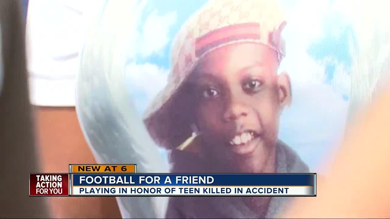 Tampa fl teen accident confirm. happens