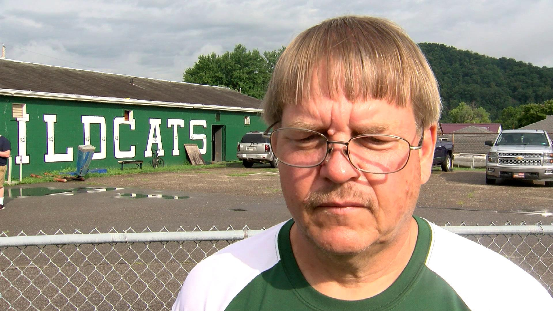 Coach Brent Croasmun