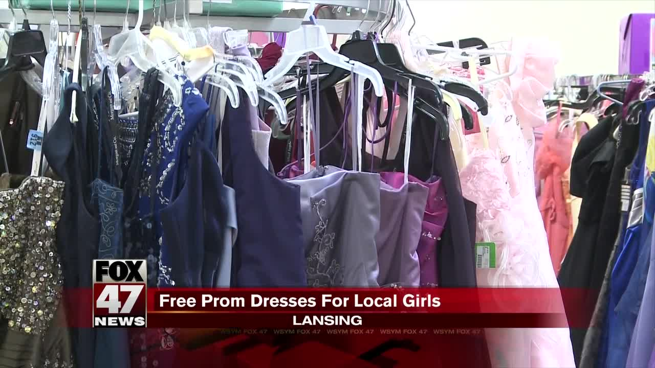 Free Prom Dresses For Local Girls