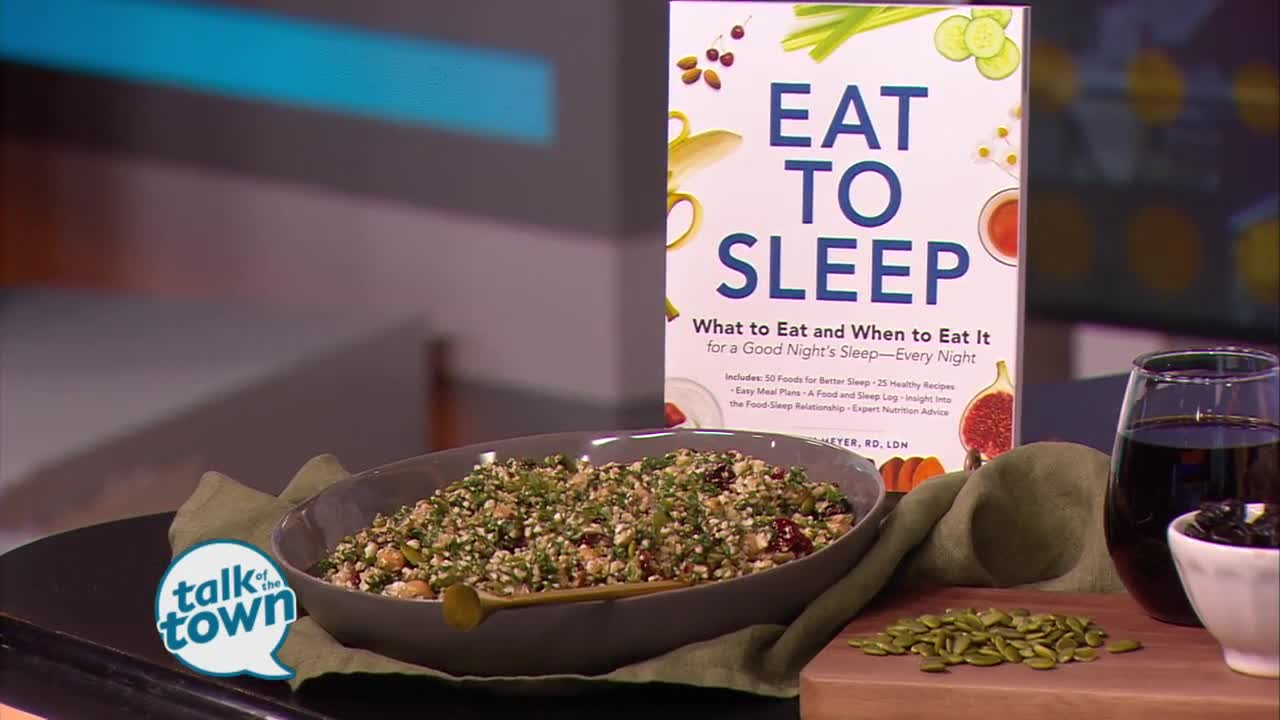 A Super Salad That Helps You Sleep