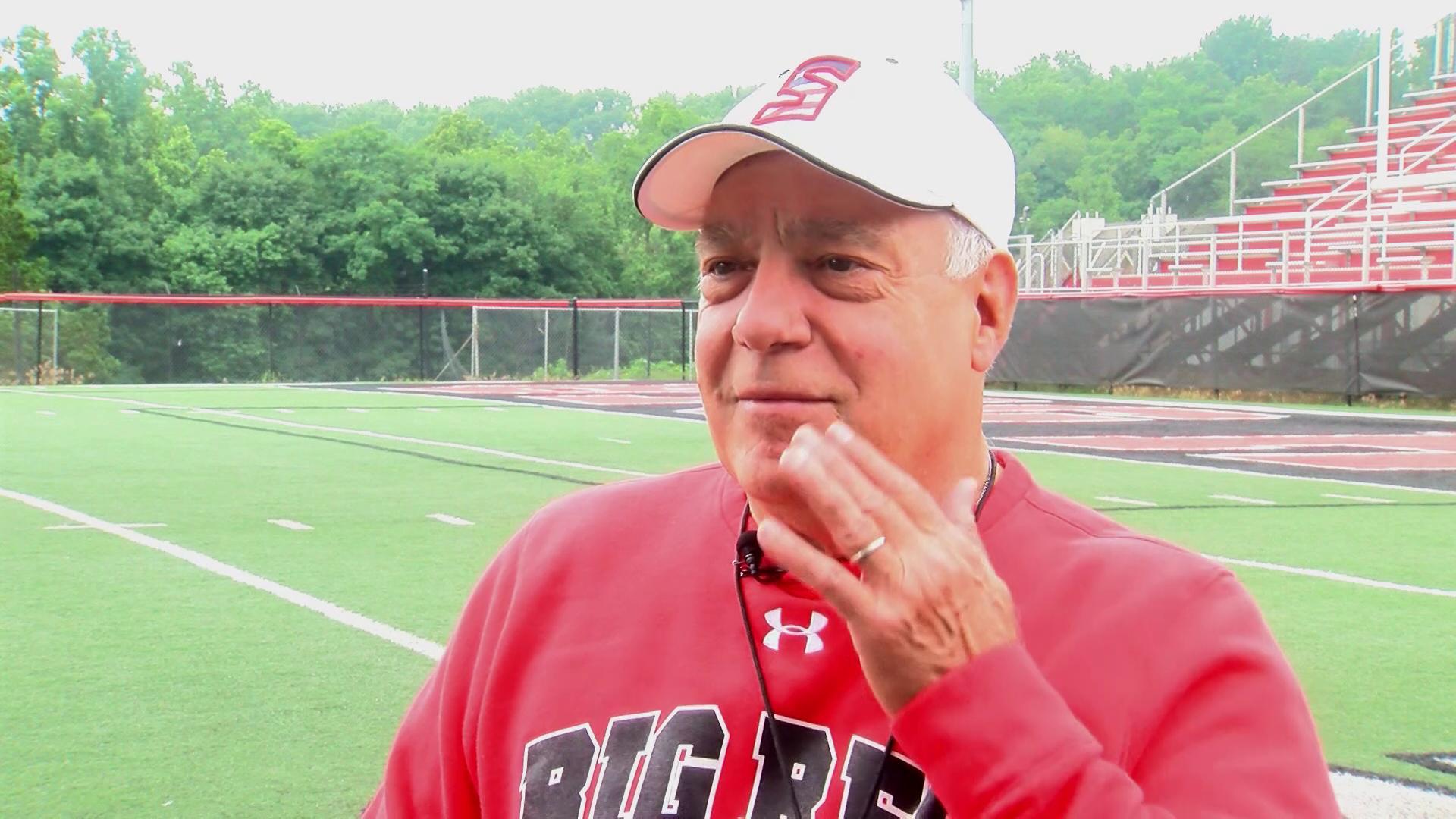 Coach Reno Saccoccia