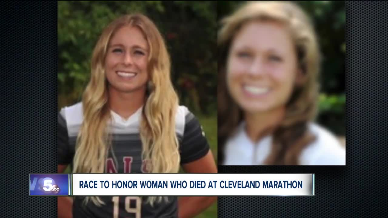 Medina Half Marathon honors the 22-year-old woman who died during