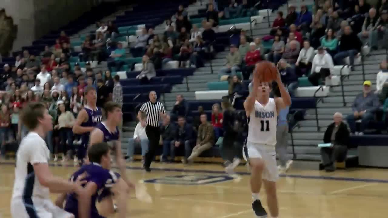 Great Falls High Boys And Girls Sweep Butte In Home