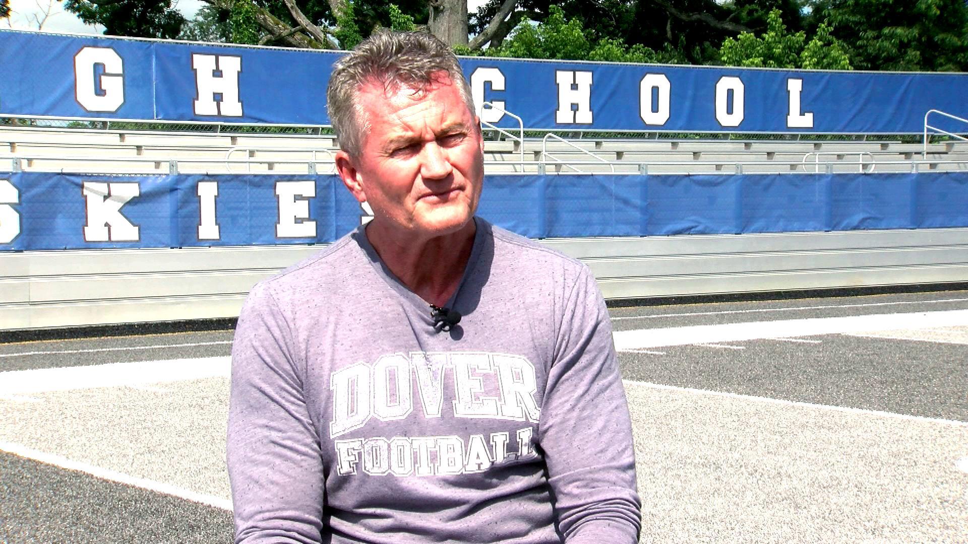 Coach Dan Ifft