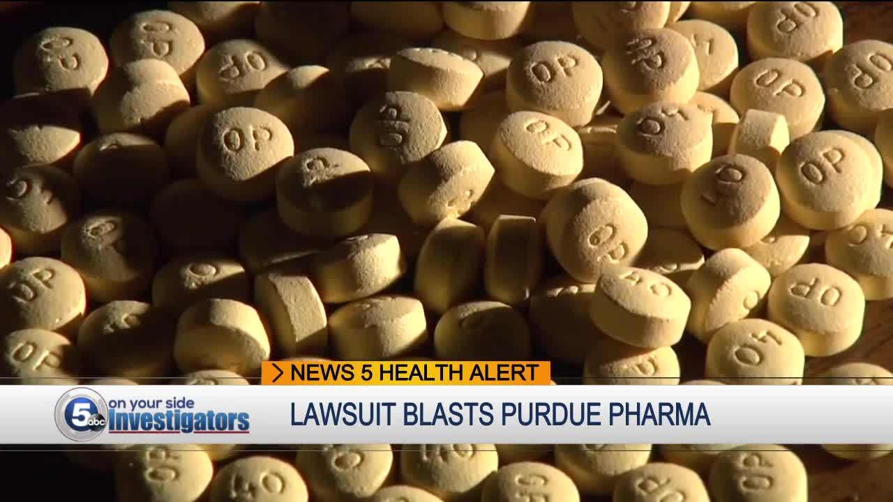 Pharmaceutical company lawsuit reveals behind the scene