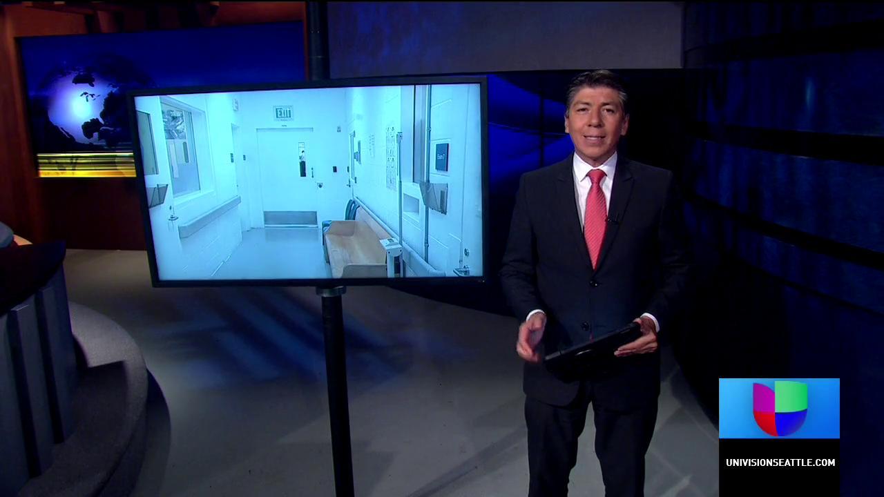 Critican el uso de confinamiento solitario en centro de detención de inmigración