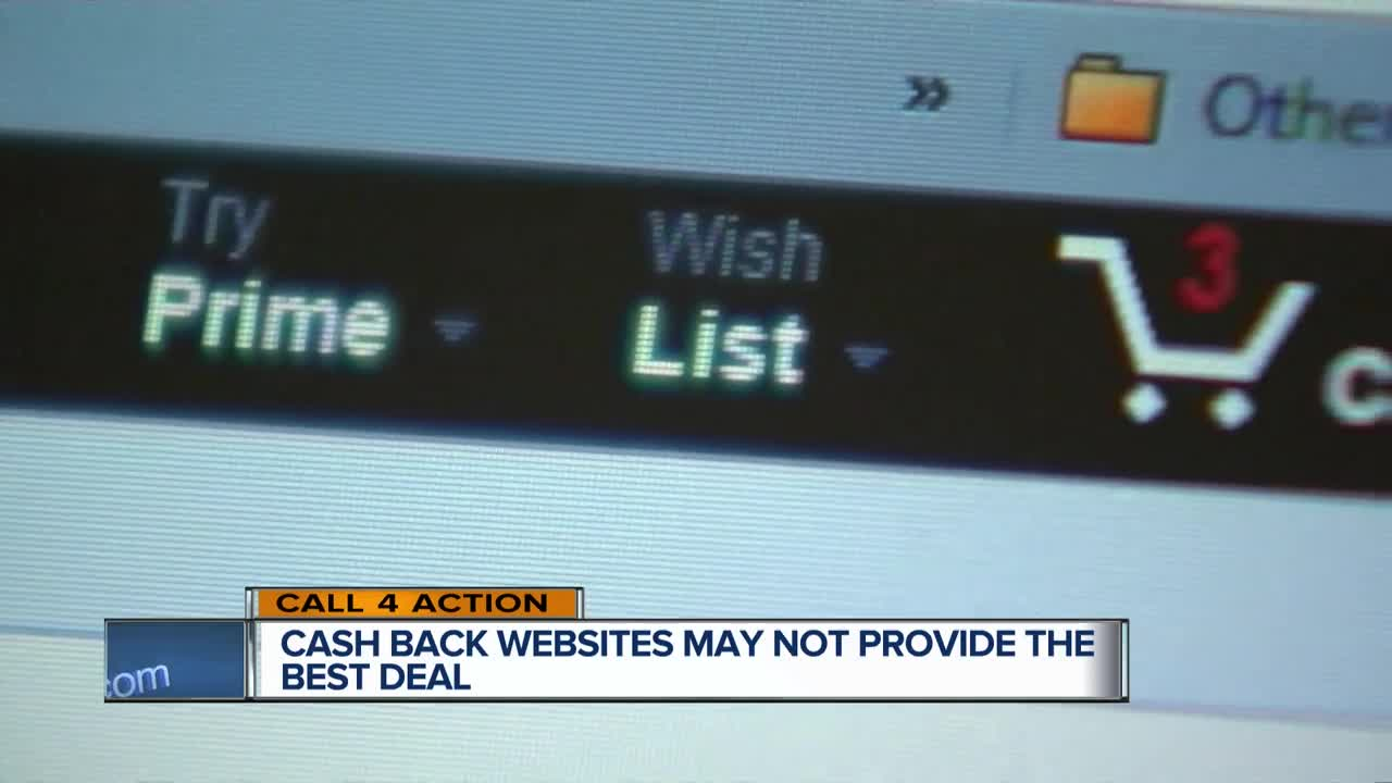 Call 4 Action Cash Back Websites May Not Provide The Best Deal
