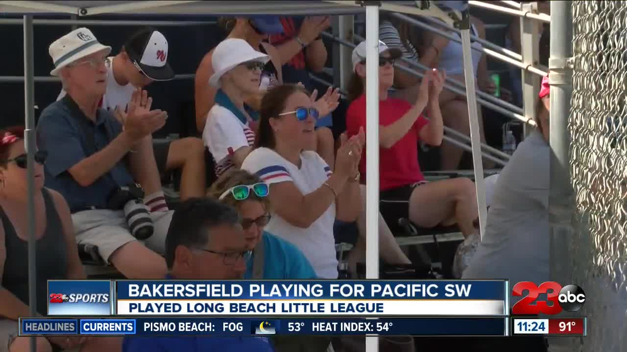 NW Bakersfield team headed to Babe Ruth World Series