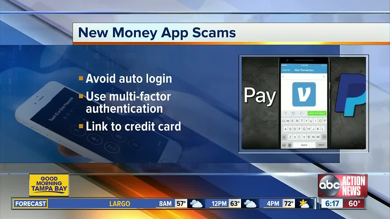 New scam targeting payment apps like Venmo, Cash App can