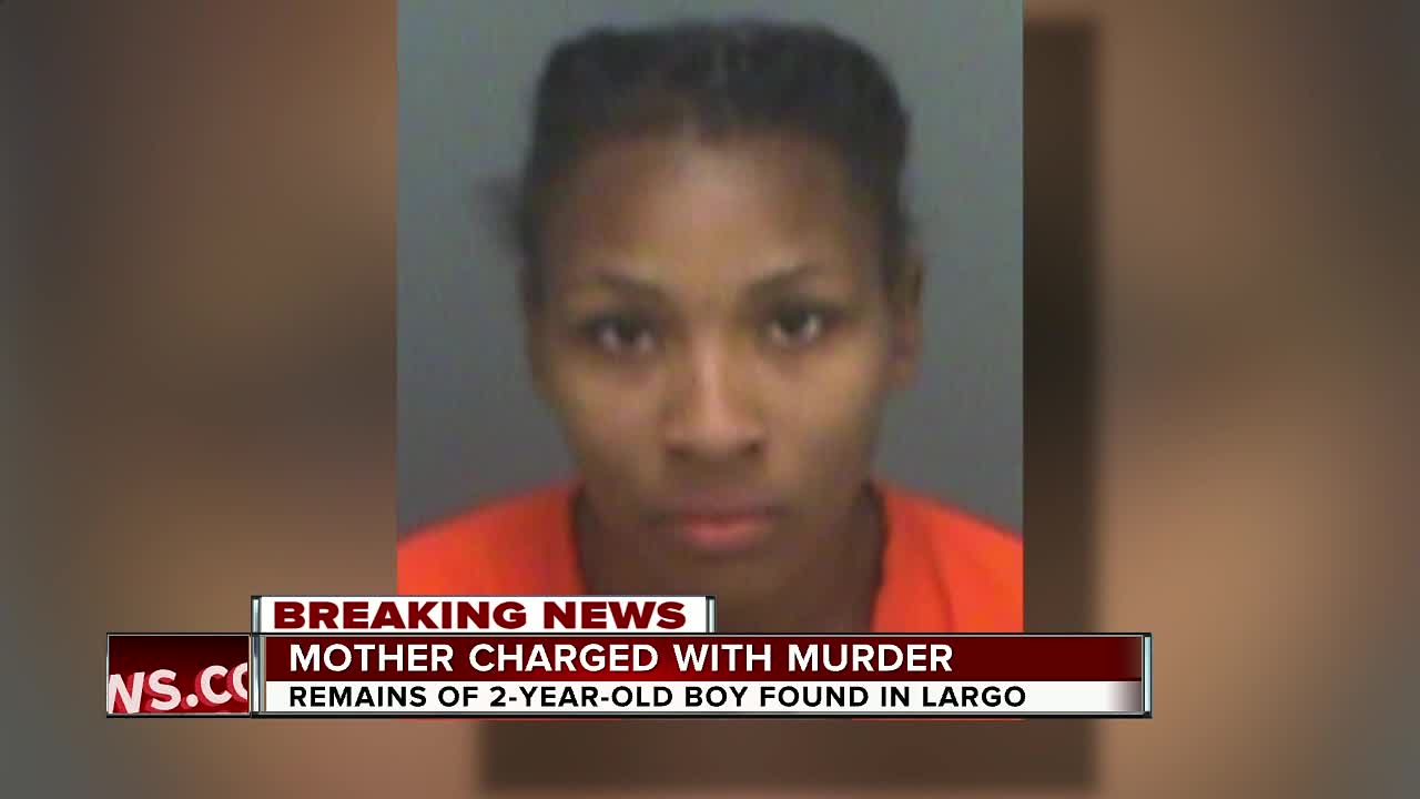Mother of missing 2-year-old Largo boy admits to killing son