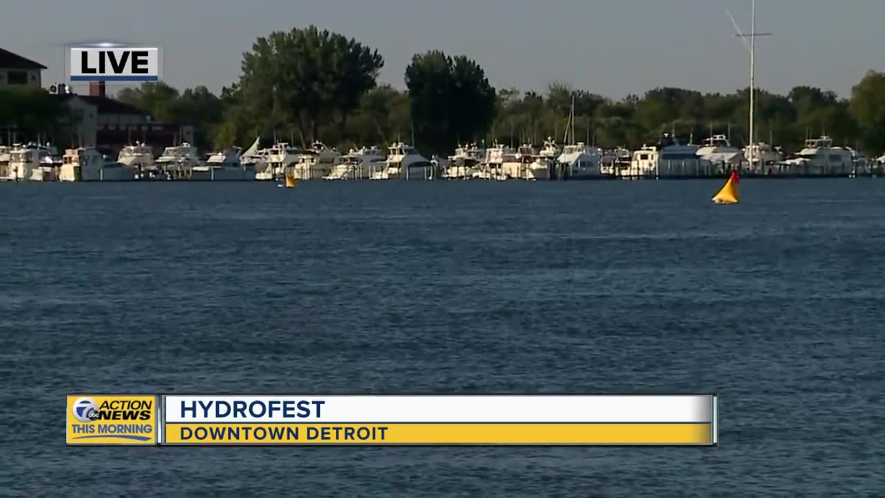 2019 Metro Detroit Chevy Dealers Hydrofest to be held Aug