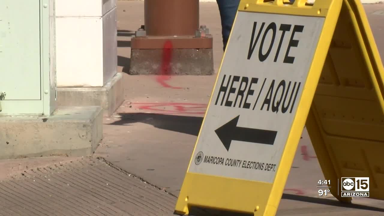 Clark County voter turnout near 30% with latest batch of ballots