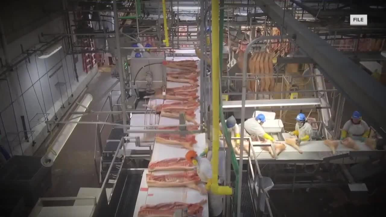 Meat plans ordered to keep operating
