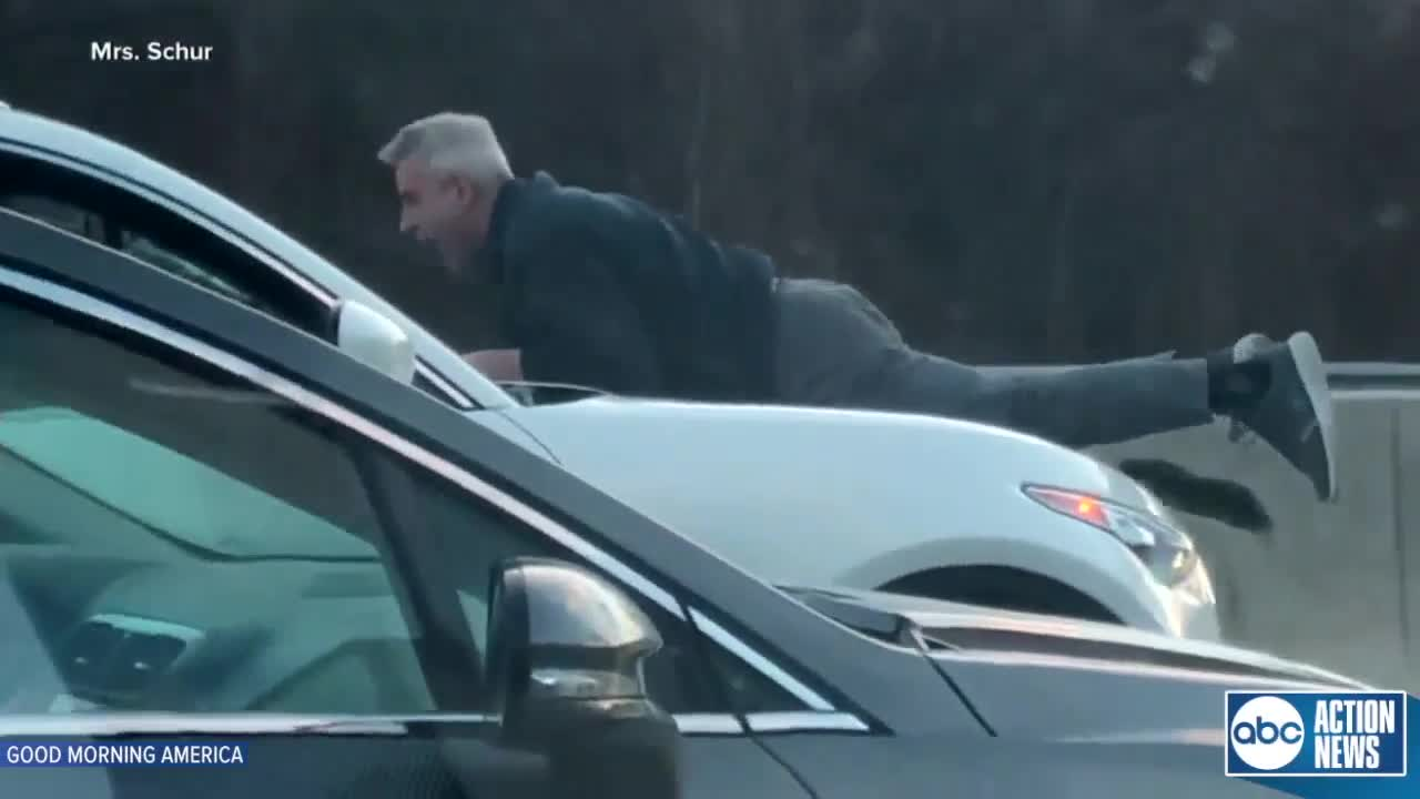 SA Road Ragers Have Nothing On This Guy In Boston [Video]