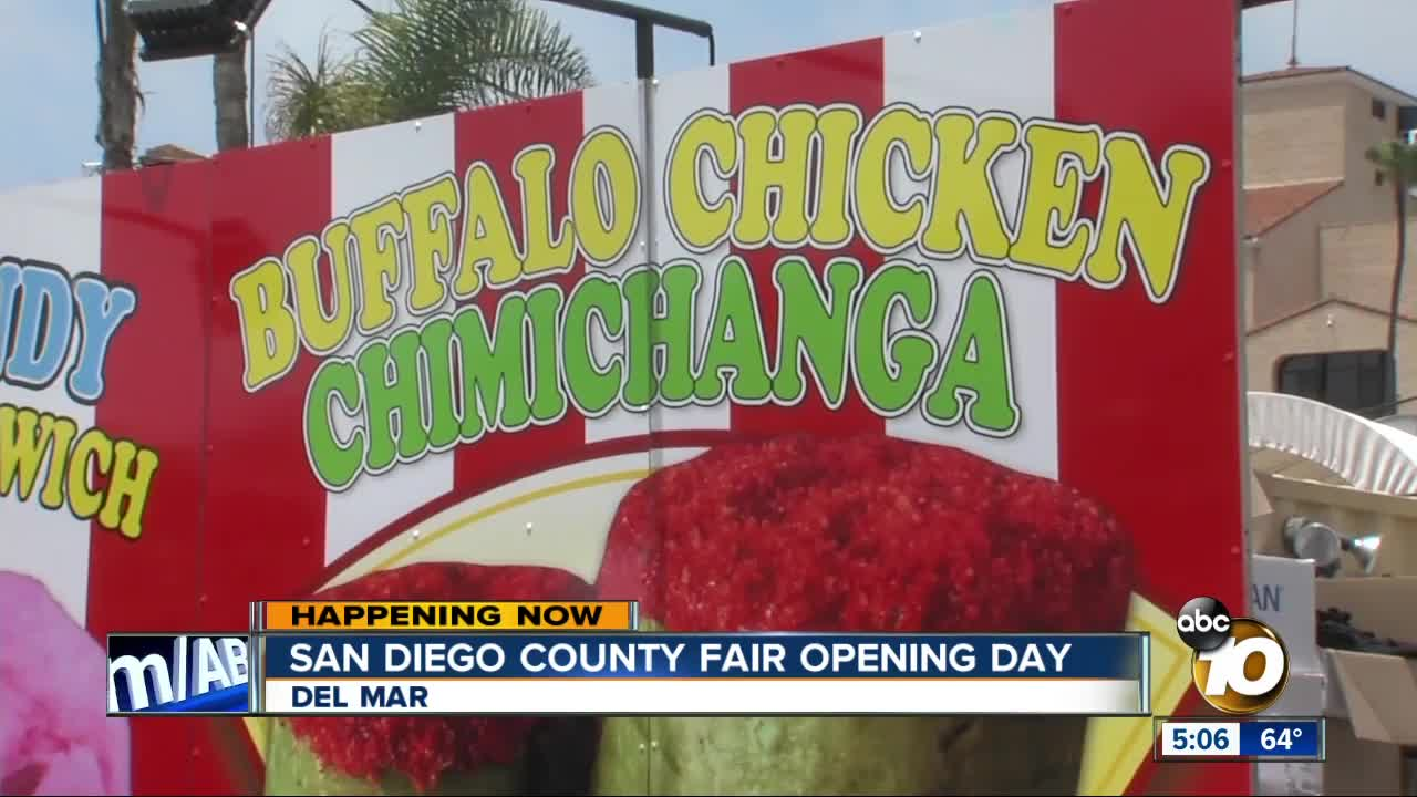 San Diego County Fair food adopts Wizard of Oz theme for 2019