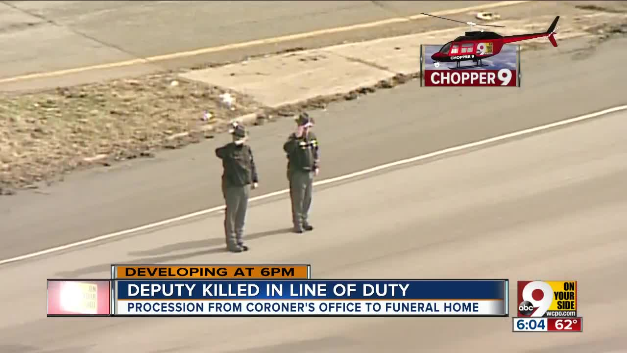 slain and wounded deputies  suspect identified after