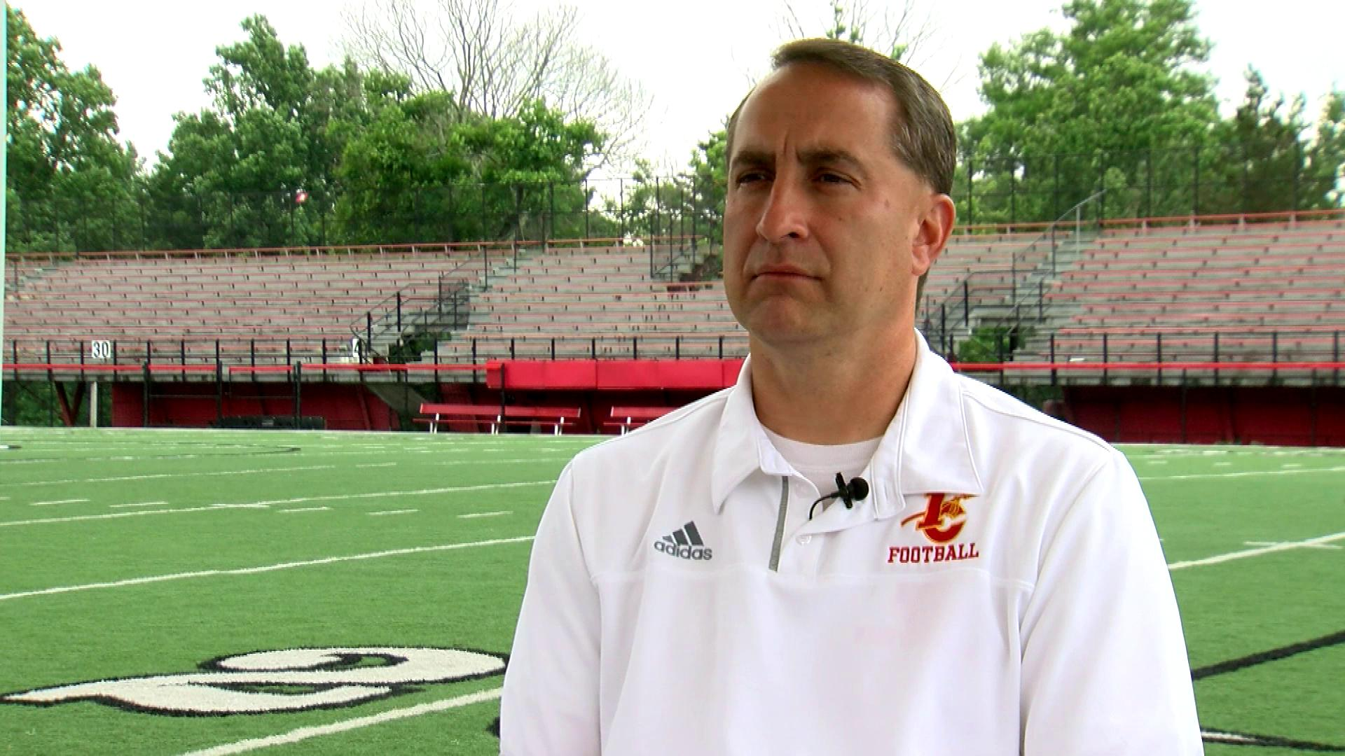 Video: Coach Andrew Connor