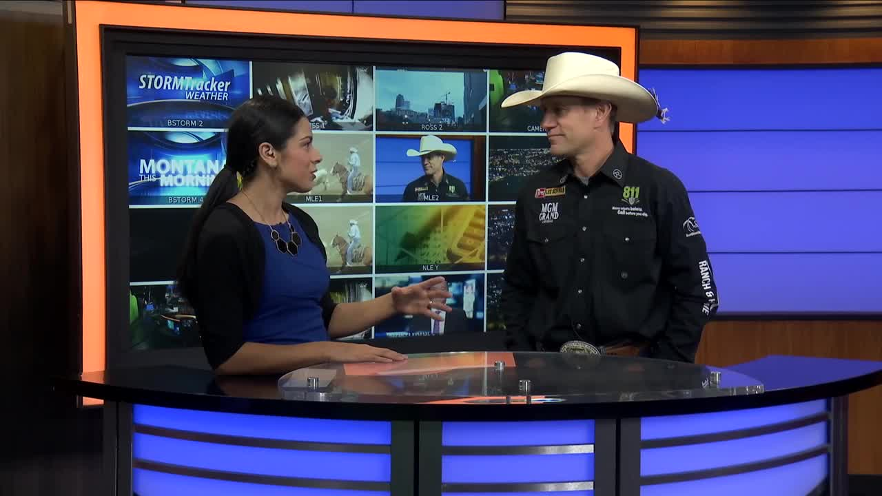Nile Performer Says Billings Crowd Is Quot Rodeo Savvy Quot