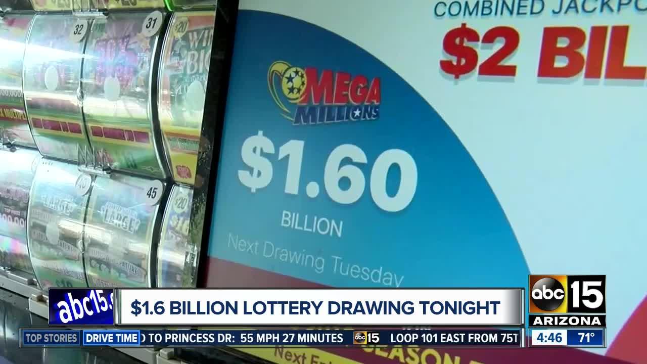 Over 3 6 Million In Mega Millions Powerball Winning Tickets Sold
