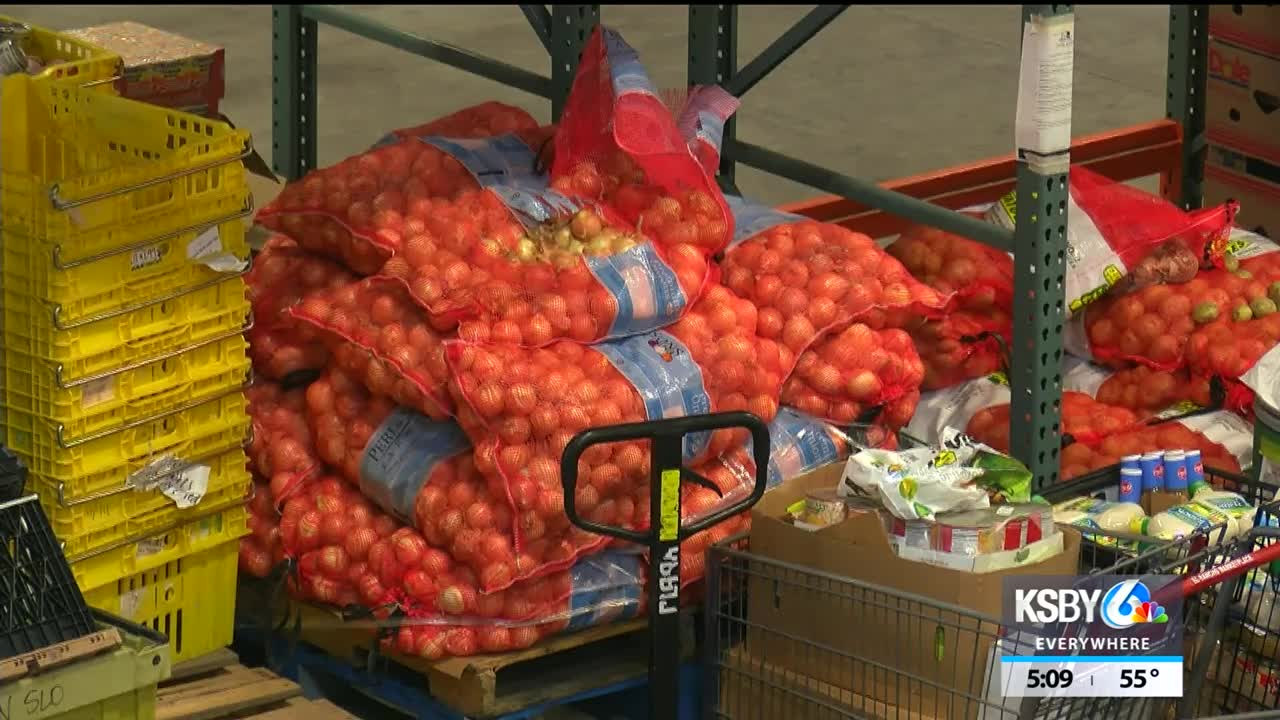 Slo Food Bank Searches For New Leadership