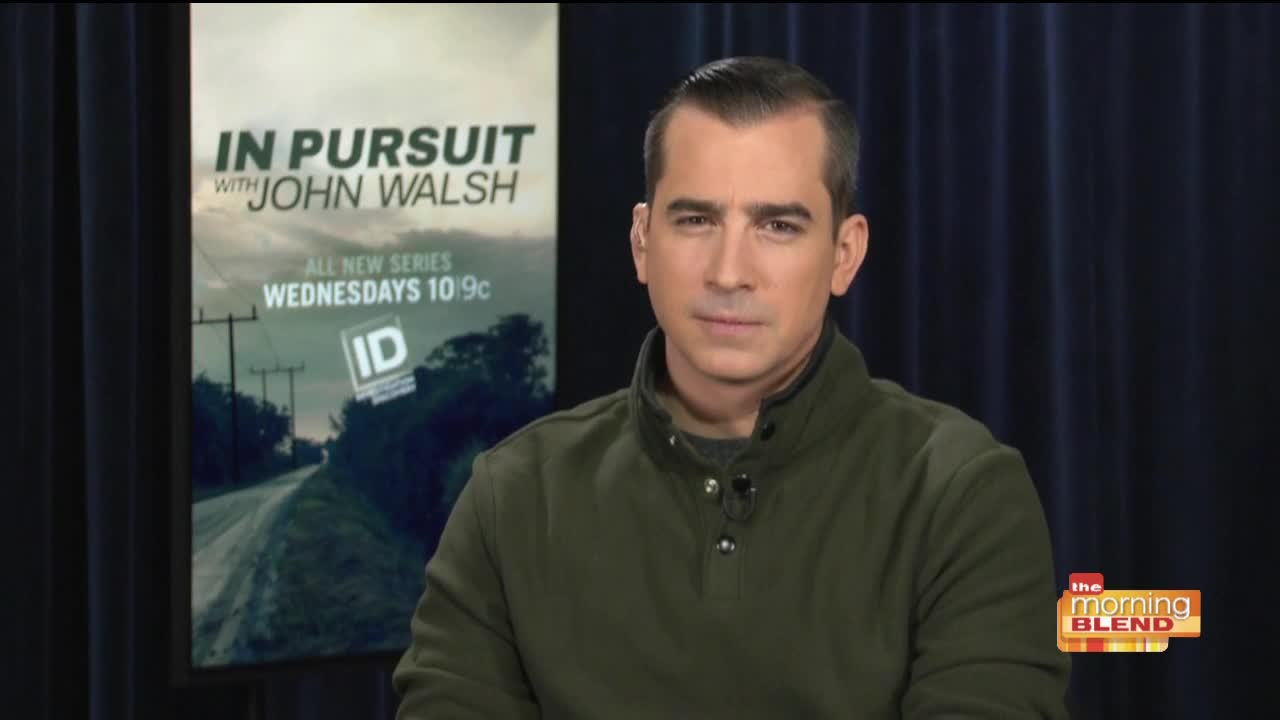 A First Look At In Pursuit With John Walsh