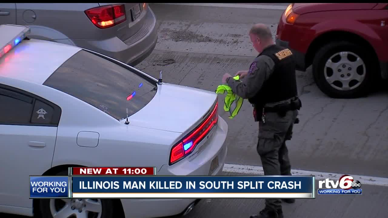 Illinois man ejected from truck, killed in crash on