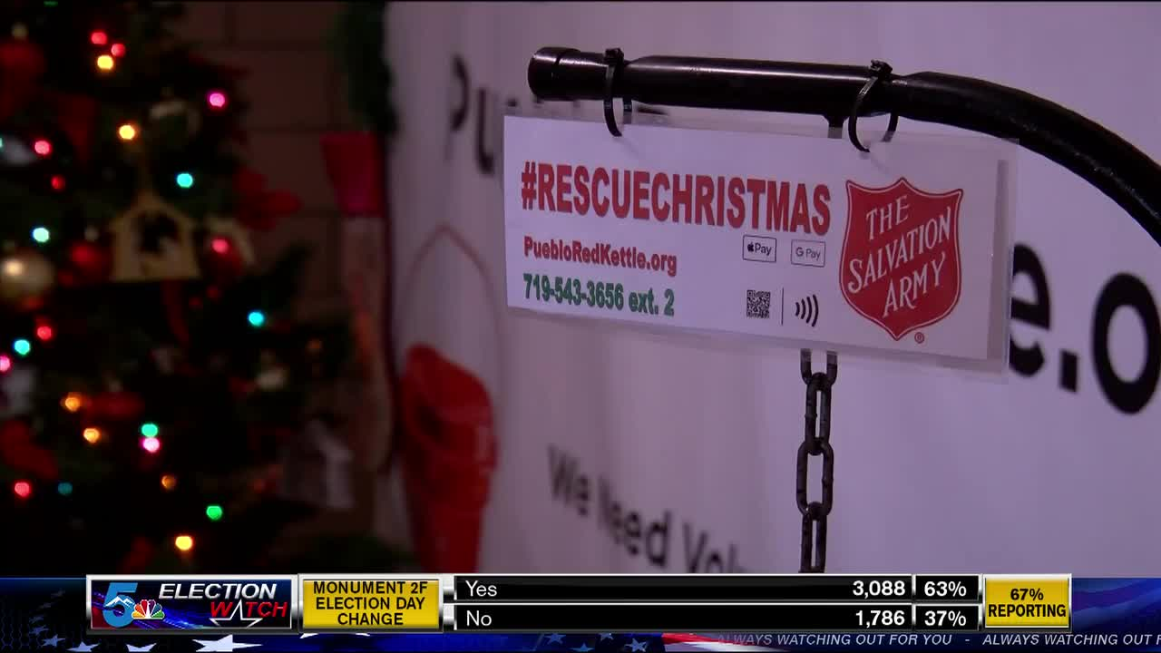 Help Rescue Christmas | Nov 5th, 2020 | SALArmyChicago.Org/iHeart
