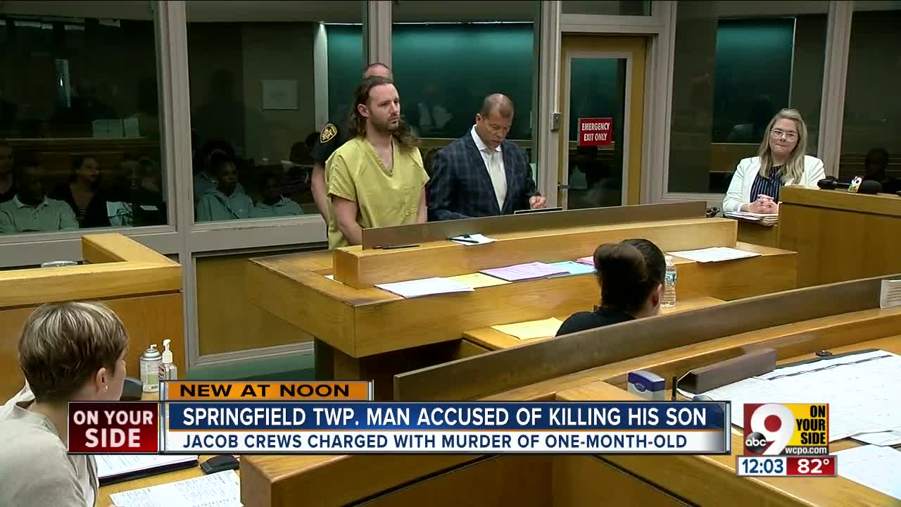 Springfield Township Father Charged With Murder In Death