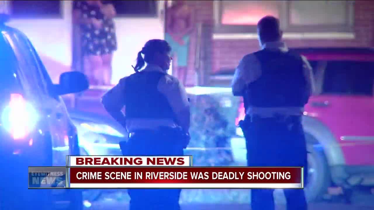 Buffalo police make arrest in deadly Riverside shooting