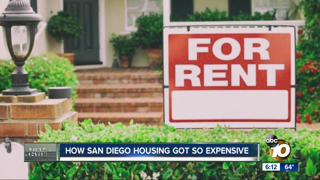 Making It In San Diego: How housing got so expensive