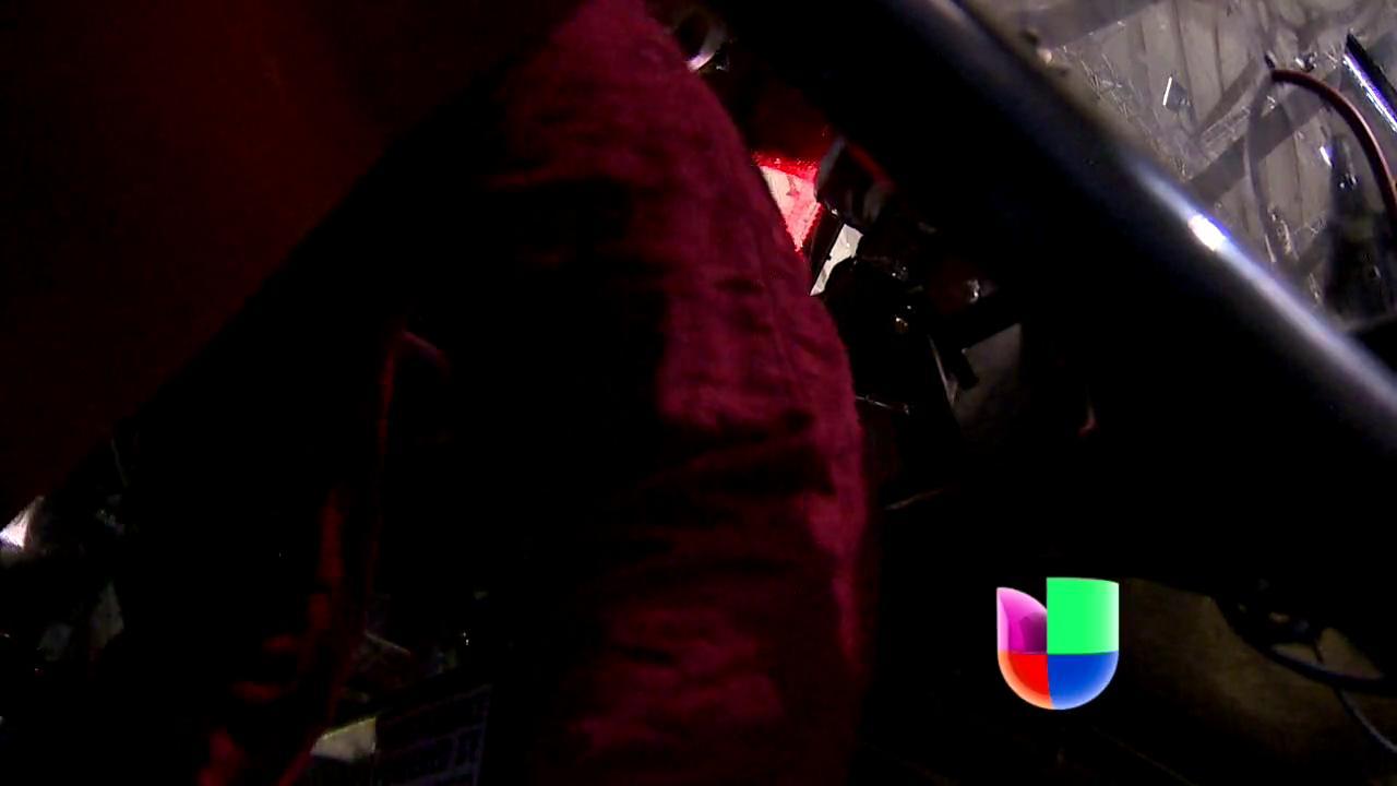 """Primer conductor salvadoreño de """"El Toro Loco"""" se presenta en Tacoma"""