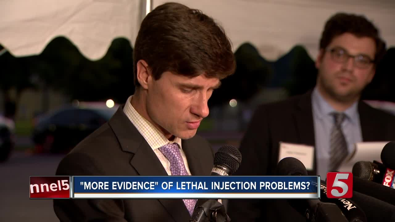 "Nashville Attorney: Thursday's Execution Gives ""more"