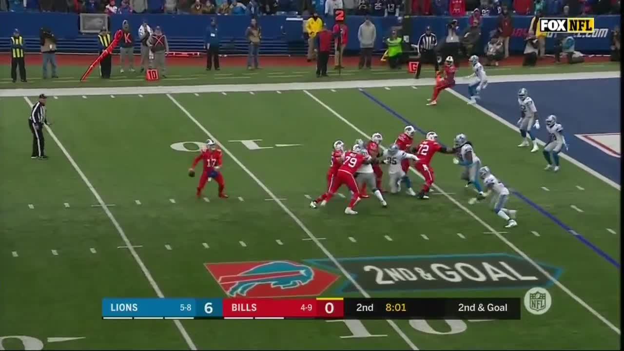 ba758738 Allen leads Bills to 14-13 win over Lions