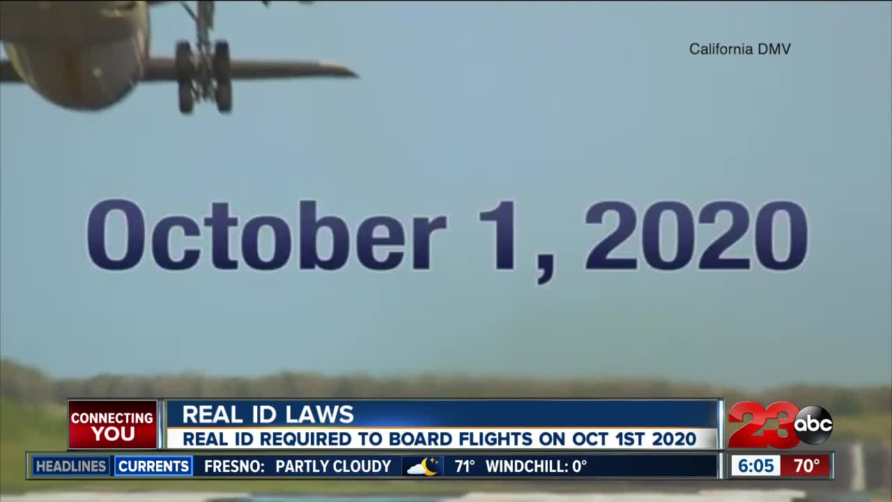 California New Laws 2020.Real Id Laws Going Into Effect Oct 1st 2020