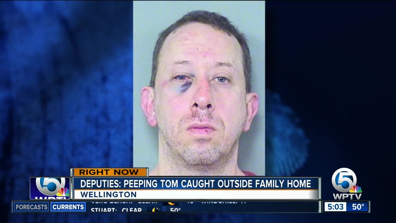 Former NFL Player Beats up Alleged Peeping Tom Outside Daughter's Window