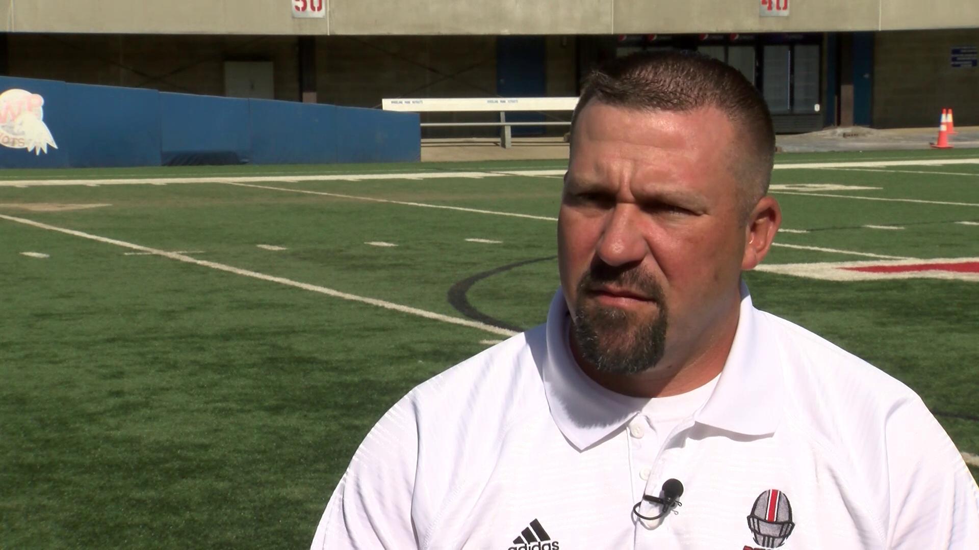 Coach Brett McLean