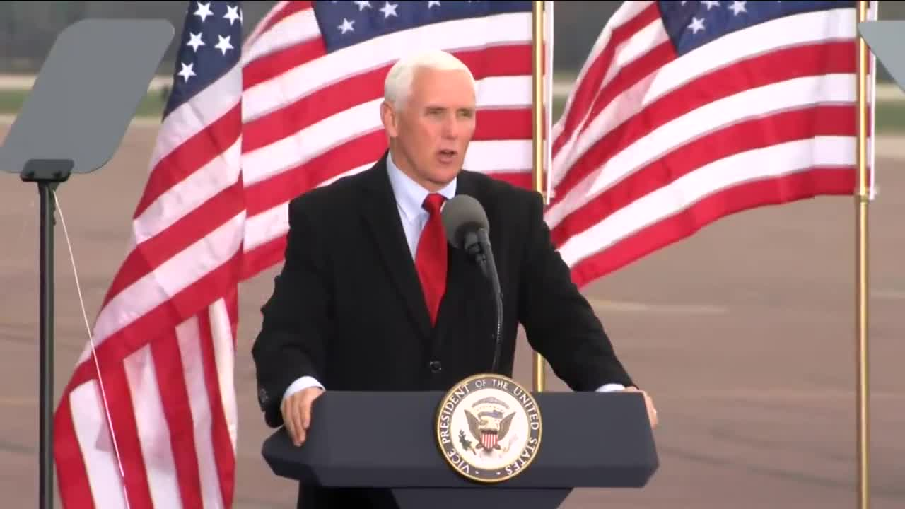 Vice President Pence to speak at CWA Wednesday