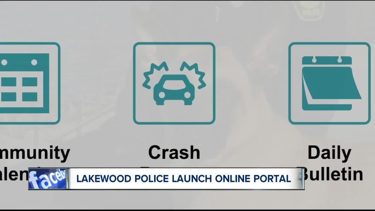 Lakewood Police Launch Online Portal To Build Community