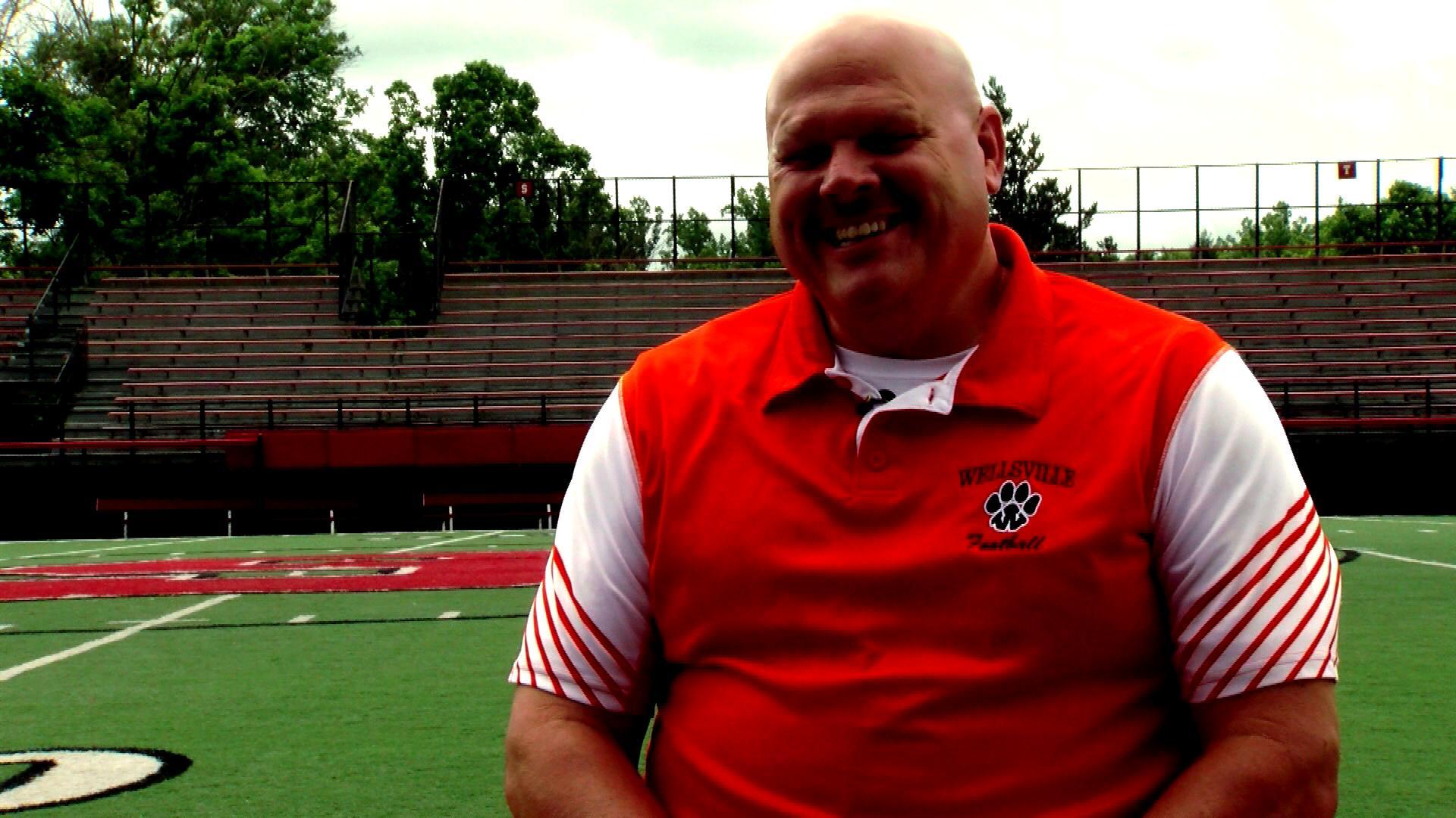 Coach Rob Ramsey