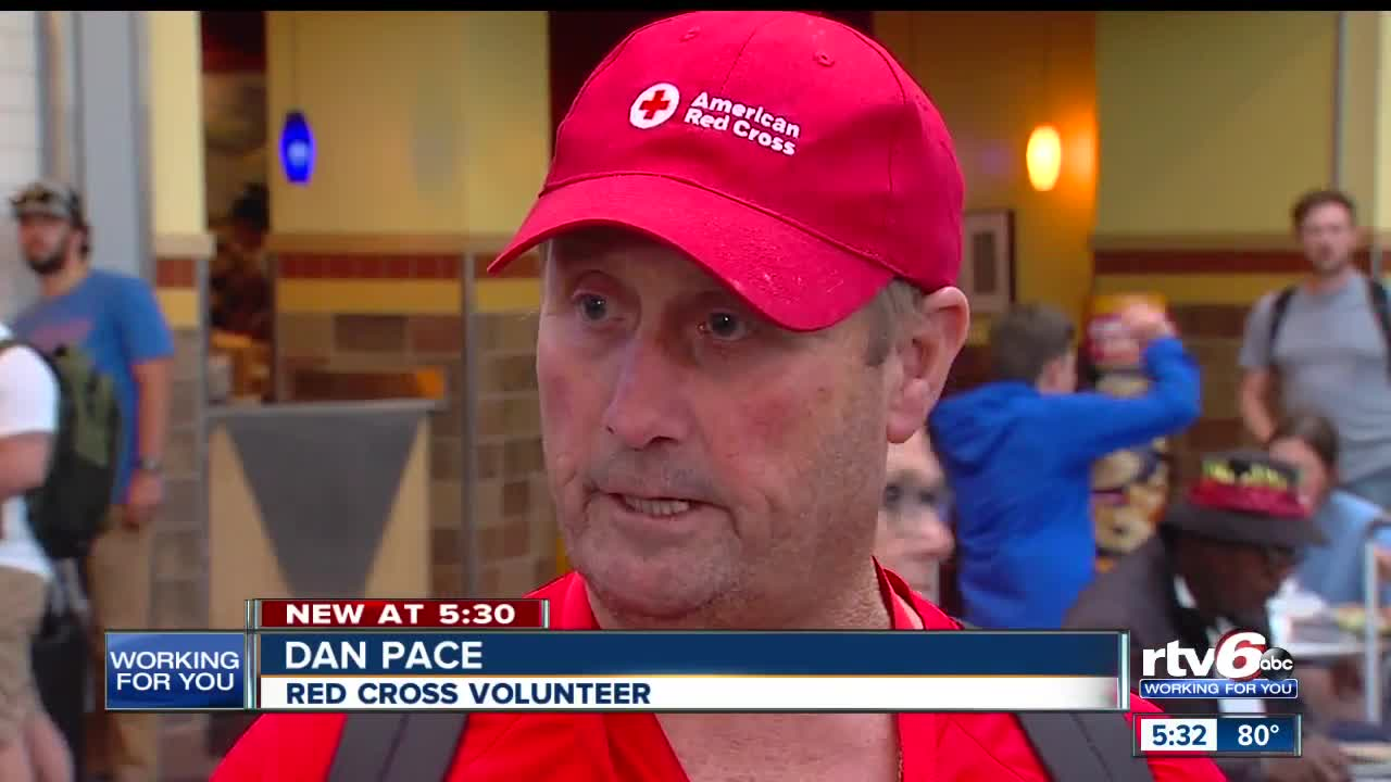 County woman assisting Red Cross in Dorian efforts
