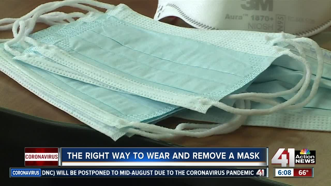 CDC reviews face mask guidelines