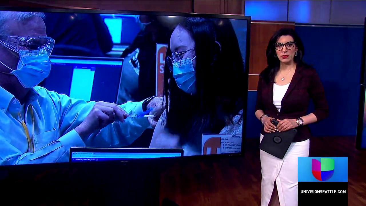 Disparidades de vacunación entre latinos de diferentes vecindarios