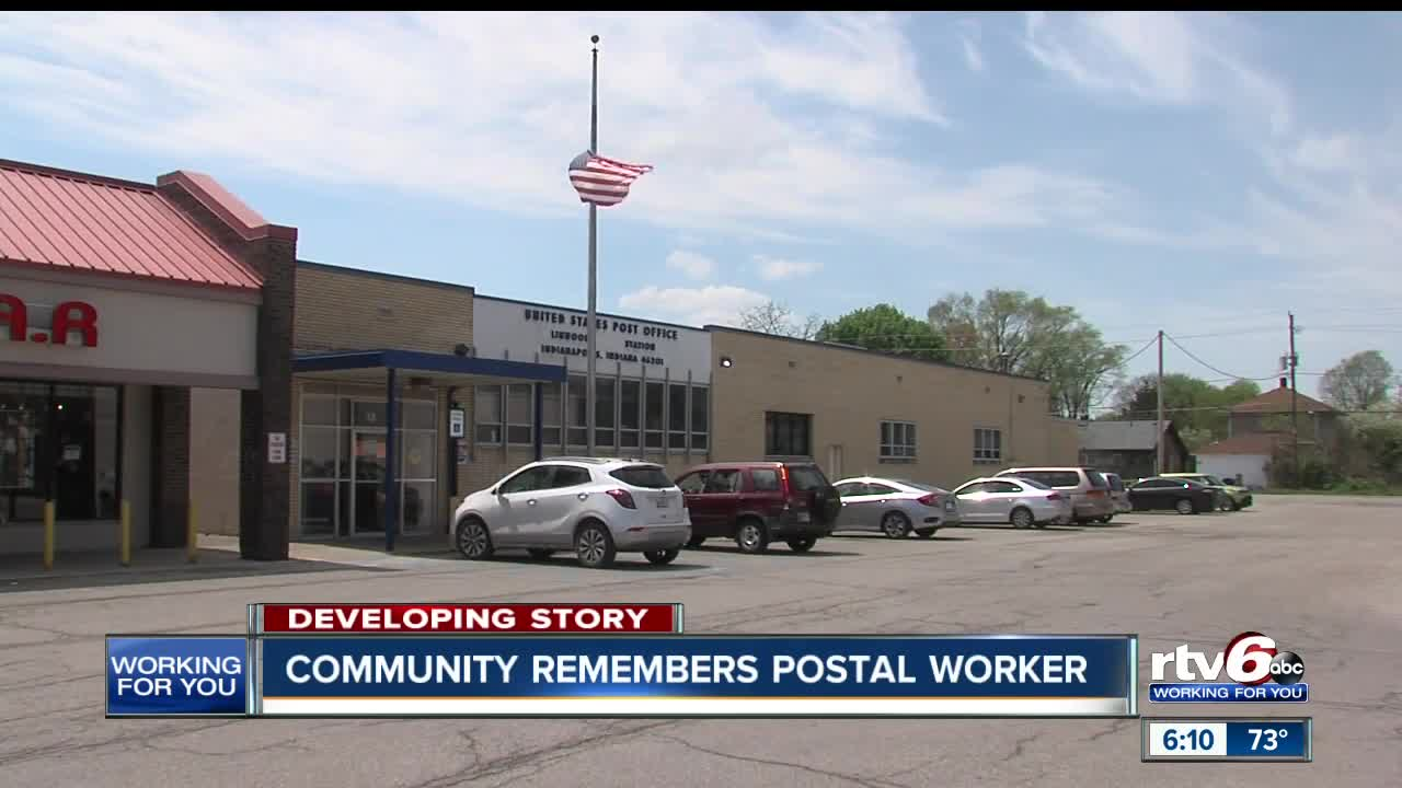 Indiana postal worker may have been fatally shot over delayed stimulus check