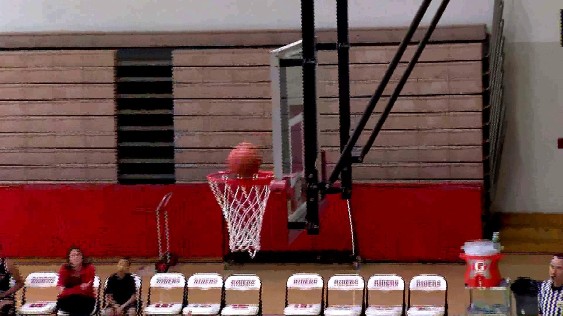 12.5.19 Highlights - Steubenville vs Weir High - girls basketball