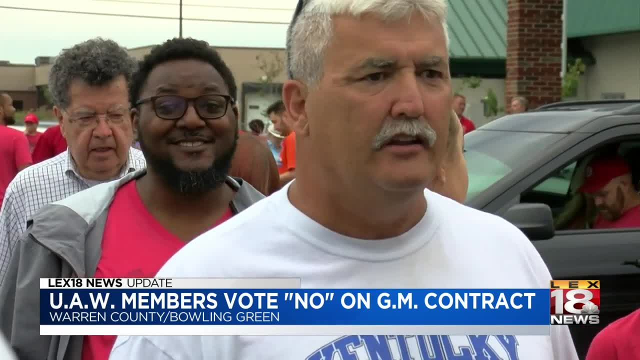 UAW tenative agreement with GM: Voting ends Friday