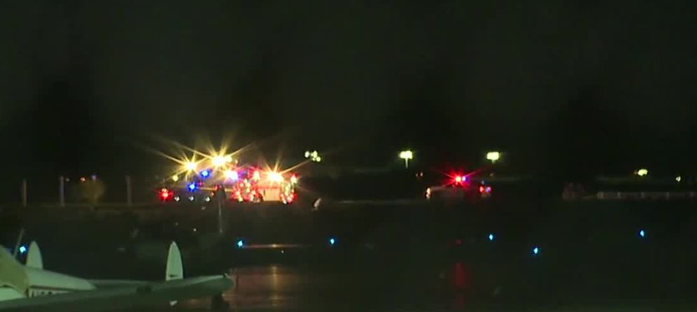 Deadly plane crash at Henderson Executive Airport south of