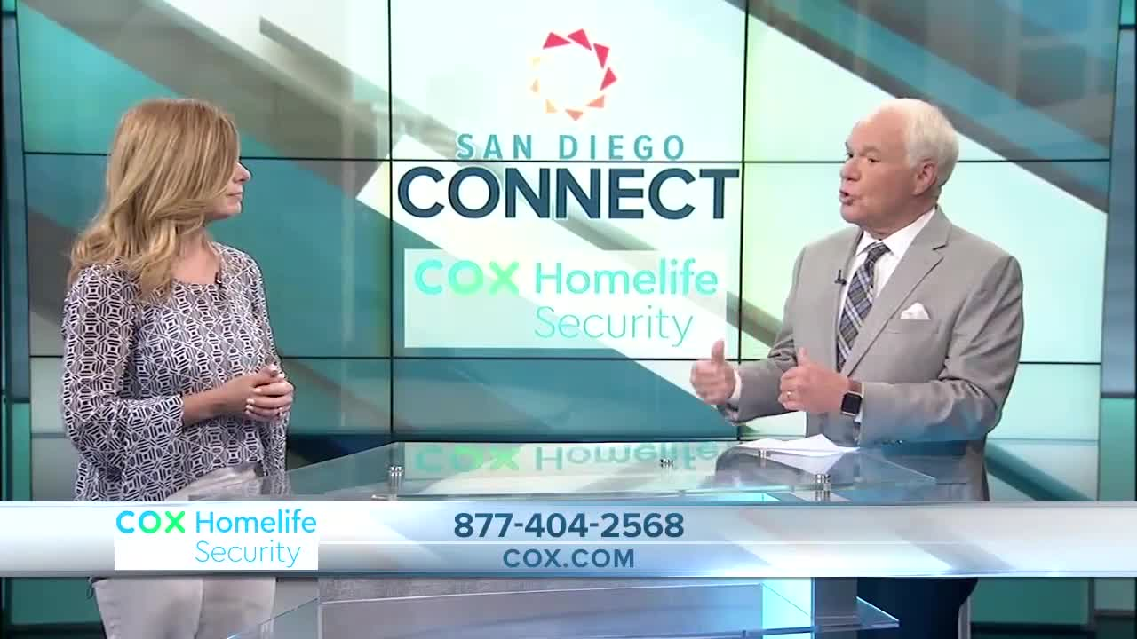 Cox Homelife: Safety Mom Alison Jacobson talks Homelife