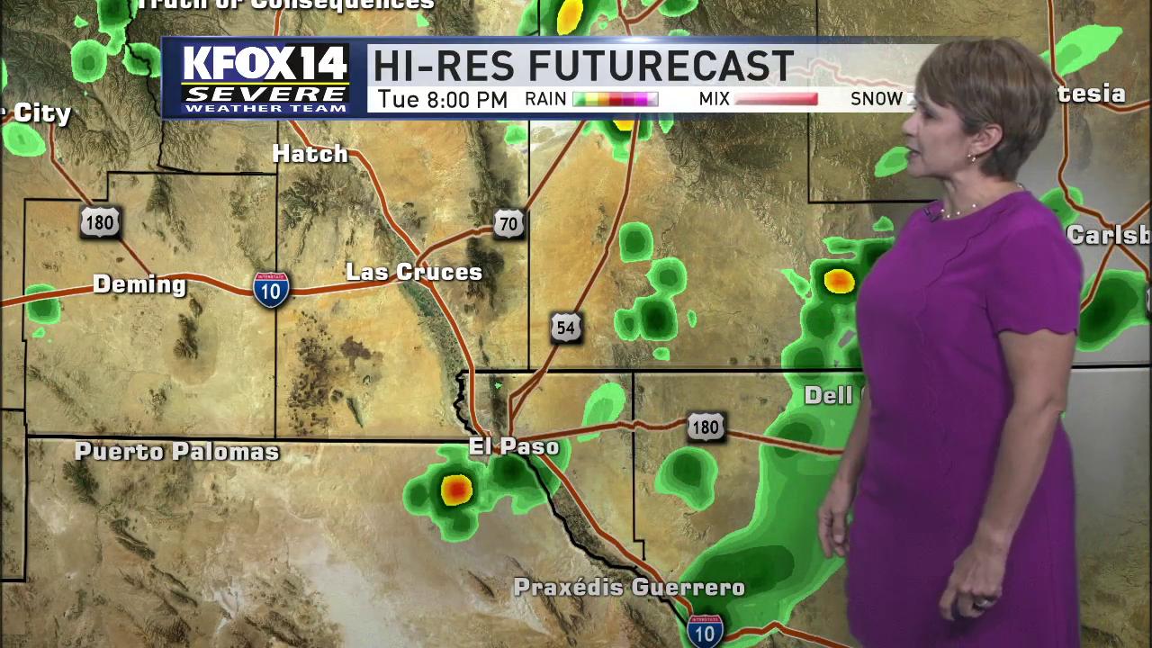 El Paso Weather | News, Weather, Sports, Breaking News | KFOX